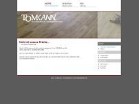Thomas Czapski website screenshot