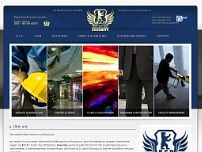 B.C.P. website screenshot