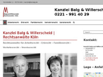 Rechtsanwälte Arbeitsrecht Köln Stadtbranchenbuch
