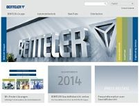 Benteler Engineering Services GmbH website screenshot