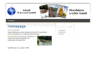 Schrall IT & event GmbH website screenshot