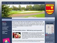 TSV Handorf 1926/64 e.V. website screenshot