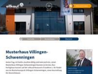 Bauunternehmen Villingen Schwenningen allkauf haus gmbh bauunternehmen in villingen schwenningen kienzle