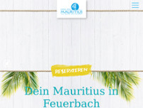 Mauritius Feuerbach website screenshot