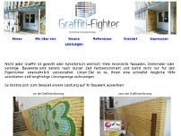 Graffiti-Fighter Halle-Saalekreis website screenshot
