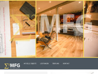 MFG Real Estate Solutions GmbH website screenshot