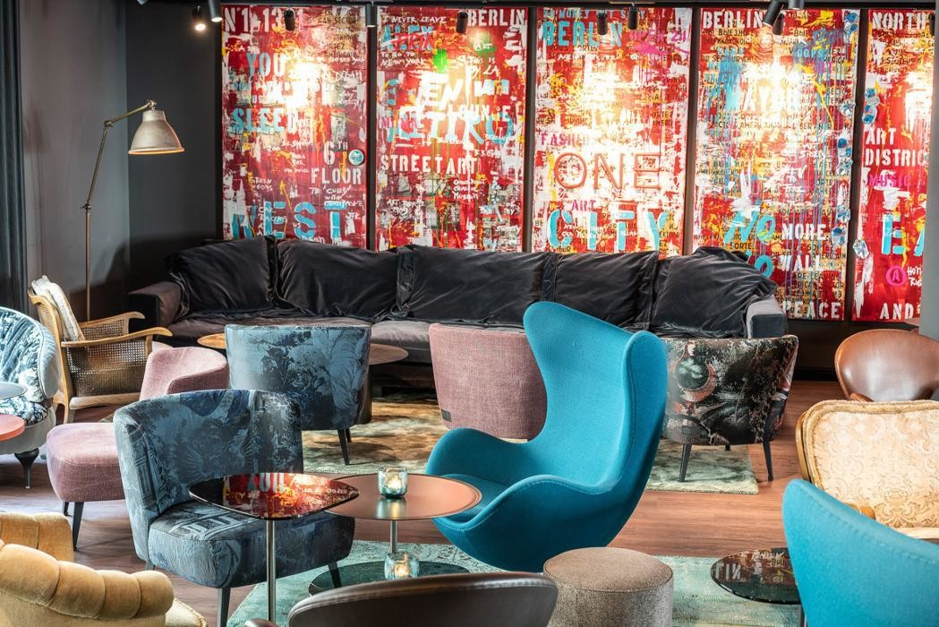 Bilder Hotel Motel One Berlin-Mitte