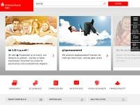 Kreissparkasse Köln website screenshot