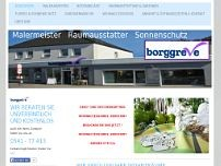 Borggreve website screenshot