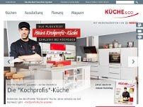 Küche&Co GmbH website screenshot