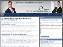 Schmidt website screenshot
