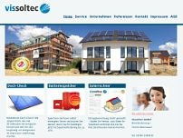 Vissoltec GmbH website screenshot