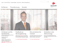 Swiss Life Select - Sven Ulrich Kochan website screenshot