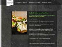 Die Stulle Lecker Essen Manufaktur website screenshot