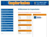 Kopierladen website screenshot