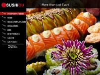 SushiOU I website screenshot