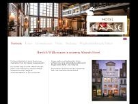 Weinstube Haase website screenshot