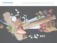 White Kitchen website screenshot