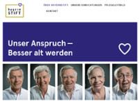 Pflegezentrum BrentanoStift website screenshot
