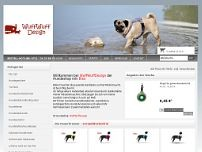 WuffWuffDesign - Der Online-Hundeshop mit Biss website screenshot