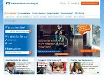 Volksbank Bonn Rhein-Sieg eG website screenshot