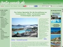 italia-casale website screenshot