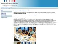 Gerhard-Mercator-Universität website screenshot