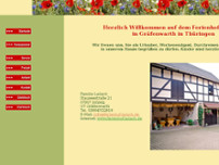 Sabine Lailach-Wetzel website screenshot