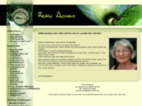 Reiki-Kreis Achim website screenshot
