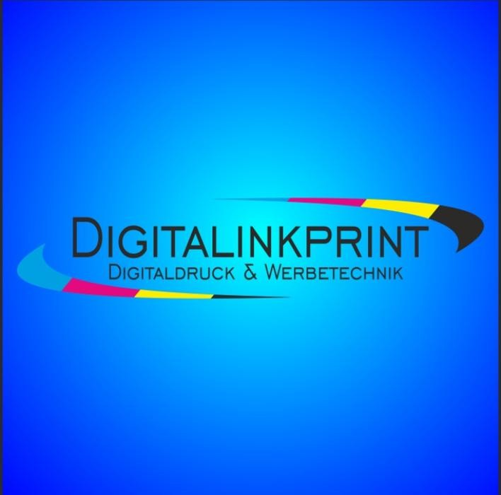 Digitalinkprint Digitaldruck und Werbetechnik Logo