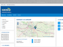 EURONICS Pottharst website screenshot