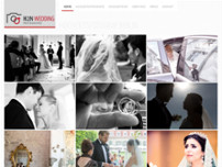 Hochzeitsfotograf Berlin | H2N Wedding website screenshot