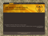 Guido Quick website screenshot