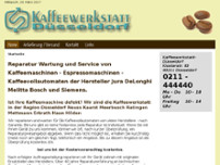 Ra. & Ge. Fernsehreparaturdienst GmbH website screenshot