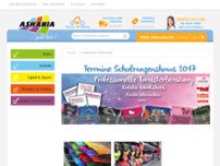 Askania Fachmärkte GmbH website screenshot