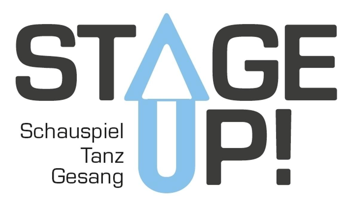 Stage UP! Logo