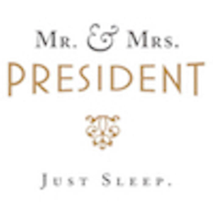 Mr.& Mrs. President Logo