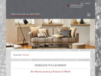 Neumann & Michel GbR website screenshot