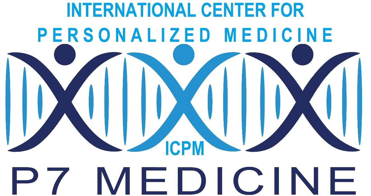 International Center for Personalized Medicine ICPM P7Medicine Logo