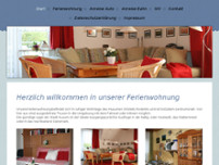Ferienwohnung Gudrun Thoms Husum website screenshot