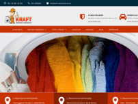 Kraft Reparaturdienst website screenshot