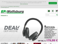 EP:Wolfsburg website screenshot
