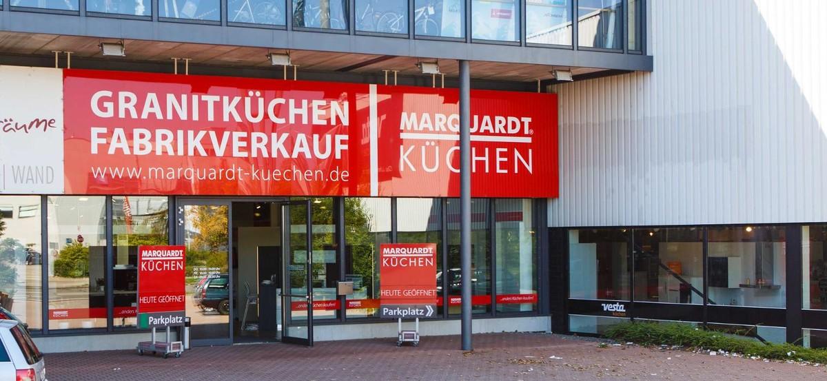 K chen fabrikverkauf baden w rttemberg for Marquardt outlet deutschland
