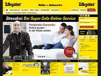 Vergölst GmbH Reifen + Autoservice website screenshot