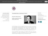 Sonja Lorenz | Coaching website screenshot