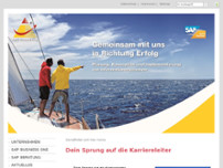 AdS Consulting GmbH website screenshot
