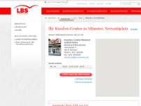 LBS Immobilien GmbH NordWest website screenshot