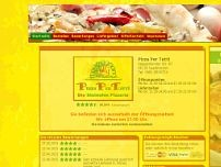 Pizzeria Per Tutti website screenshot