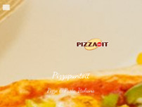 Pizzeria Pizza Punto It website screenshot