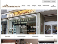 Die 5 Möbelbrüder Uedelhoven GbR website screenshot